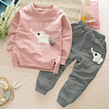 Toddler tracksuit - Set - Bentyz