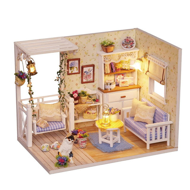 Miniature dollhouse - Toys - Bentyz
