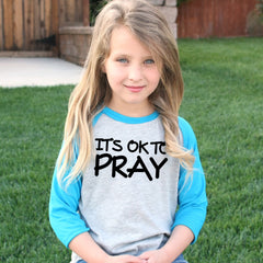 Teaching Our Children To Pray