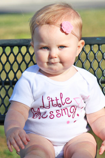 FaithBaby.com-Little-Blessing-Onesie