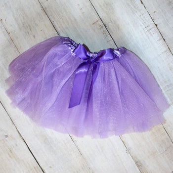 Lavender Infant Baby Tutu | Faith Baby Christian Apparel and Gifts