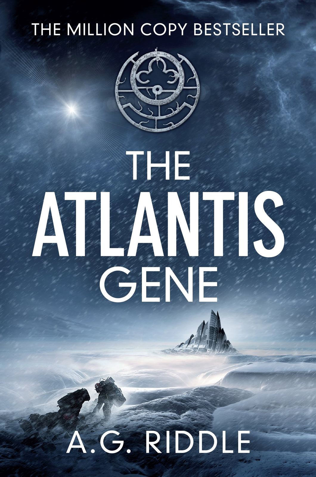 The Atlantis Gene - eBook, (Phone, Tablet, Computer) Fast Instant delivery