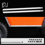 DC-DJ RC 1:10 Metal Side Anti-slip Sheet For TRAXXAS TRX-4 DEFENDER DJC-0453 (1PAIR)