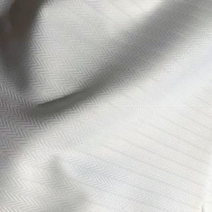 Swiss Pique - 100% Swiss Cotton - 150cm wide. Code F#3. White only.