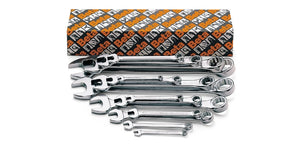 Beta Tools 42/S Set Combination Wrenches