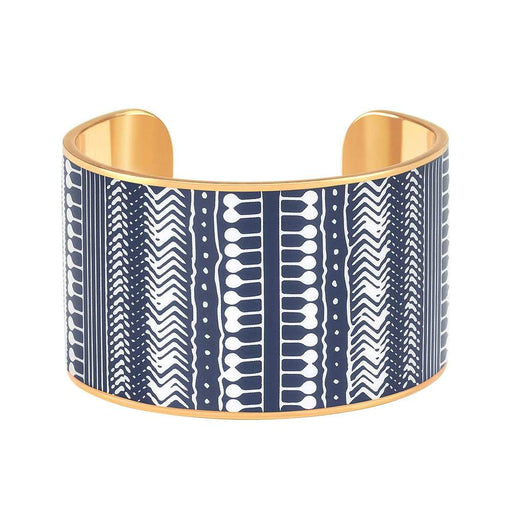 POSH CUFFS <BR> NIGHT BLUE