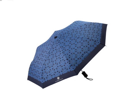 AGA KHAN MUSEUM LOGO UMBRELLA - BLUE