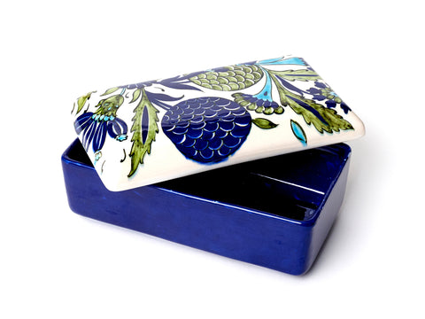 ANATOLI CERAMIC IZNIK BOX