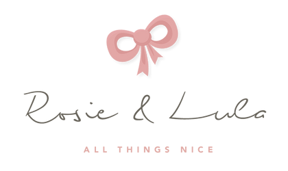 Rosie & Lula - All Things Nice