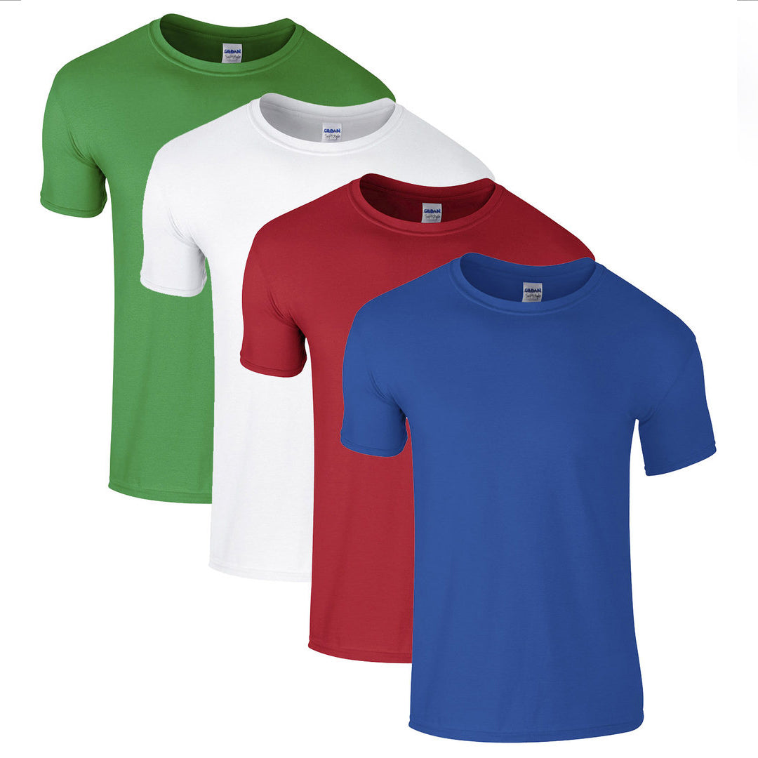 Castle Park School PE T-Shirt in House Colours