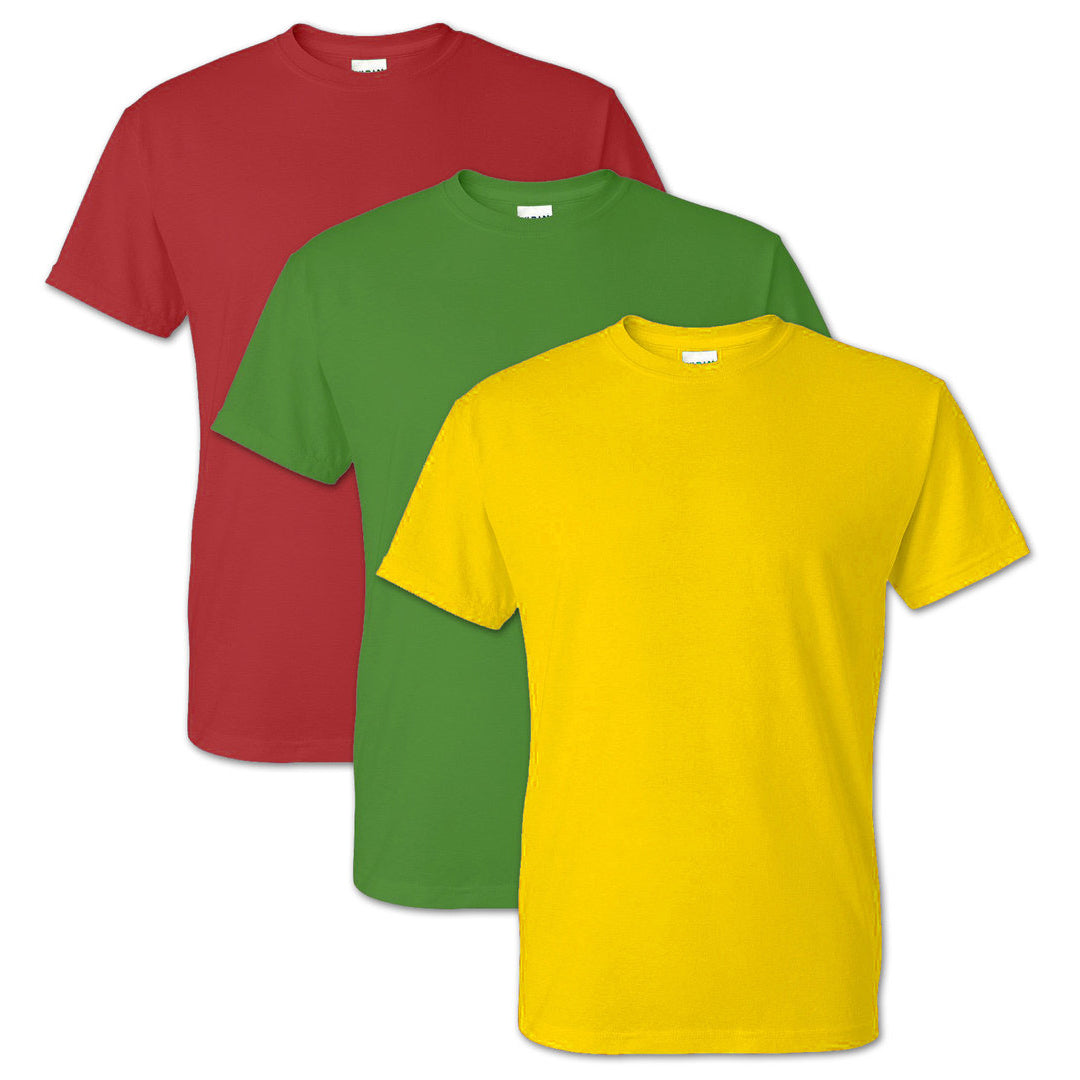 The Dell School PE T-Shirt in House Colours