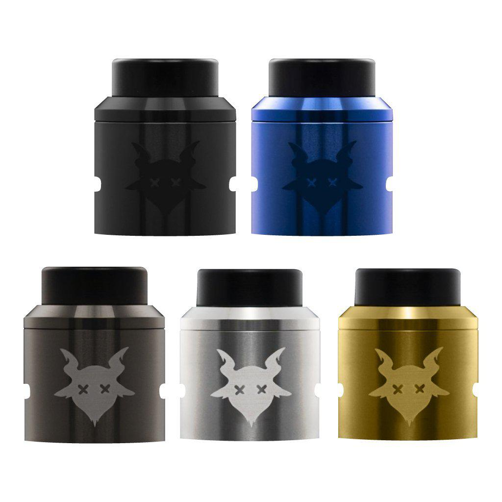Recoil GOAT 24mm RDA-Blazed Vapes