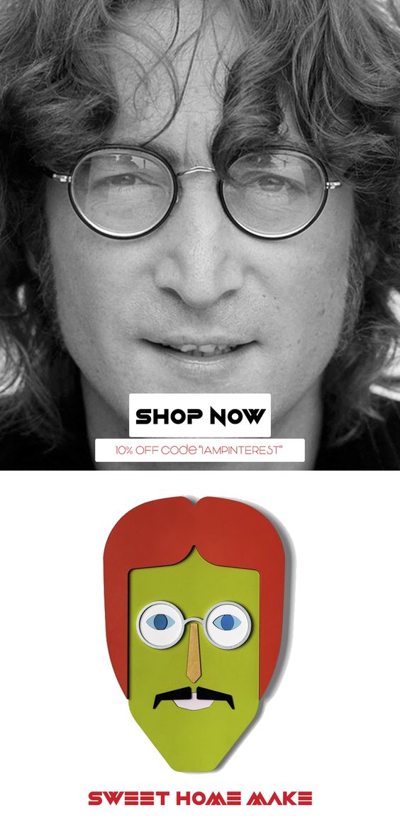 John Lennon Photography & Wall Art