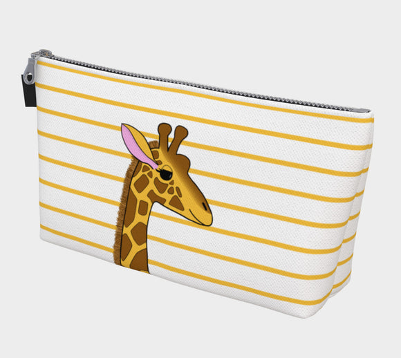 Georgia the Giraffe Makeup Bag