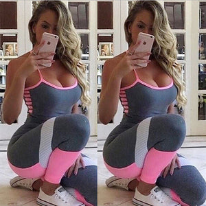 Nina One Piece Yoga Fitness Jumpsuit