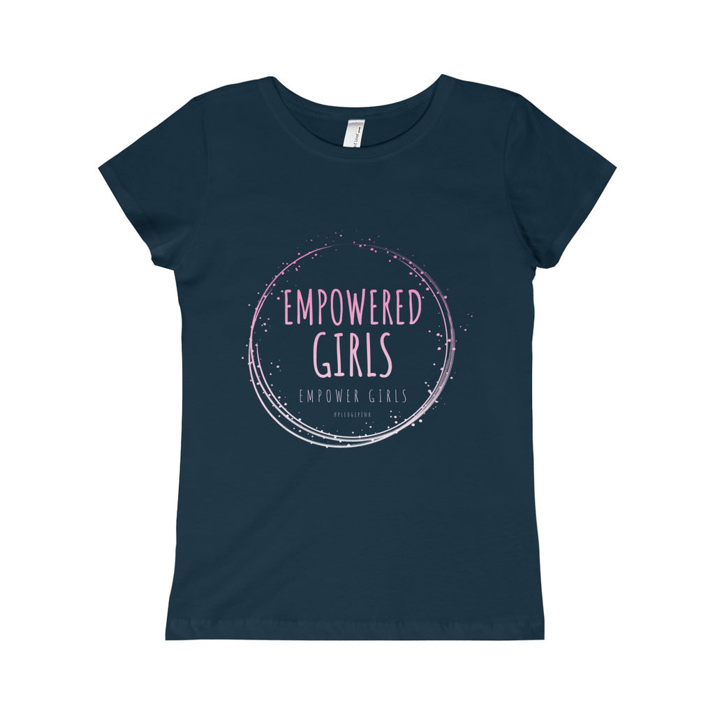EMPOWERED GIRLS! Warrior-Princess Tee