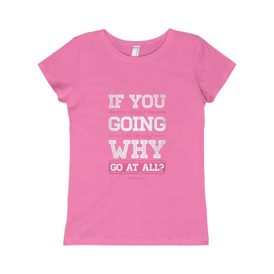 GO FOR IT! Girls Warrior-Princess Tee