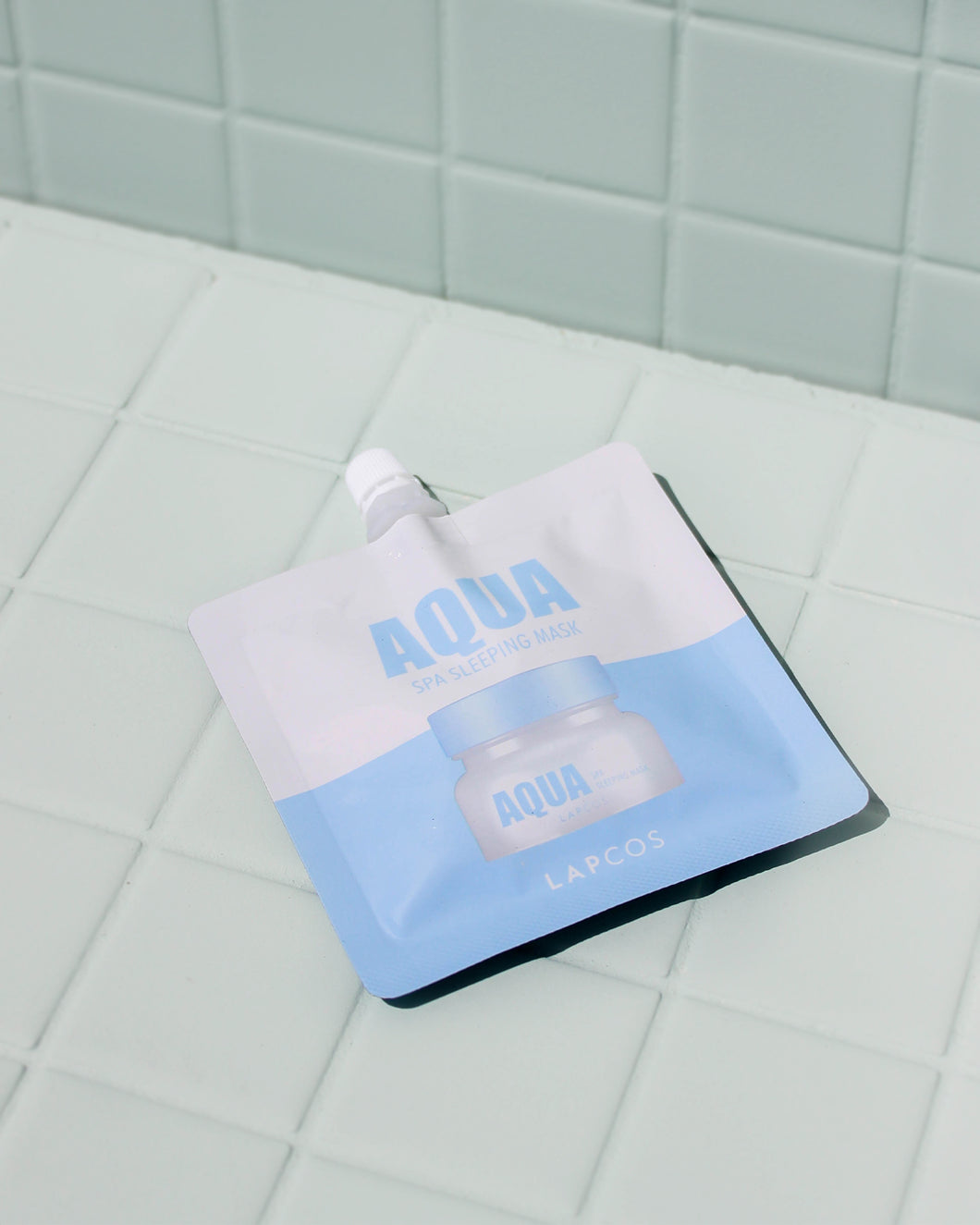 Aqua Sleeping Cream Spout