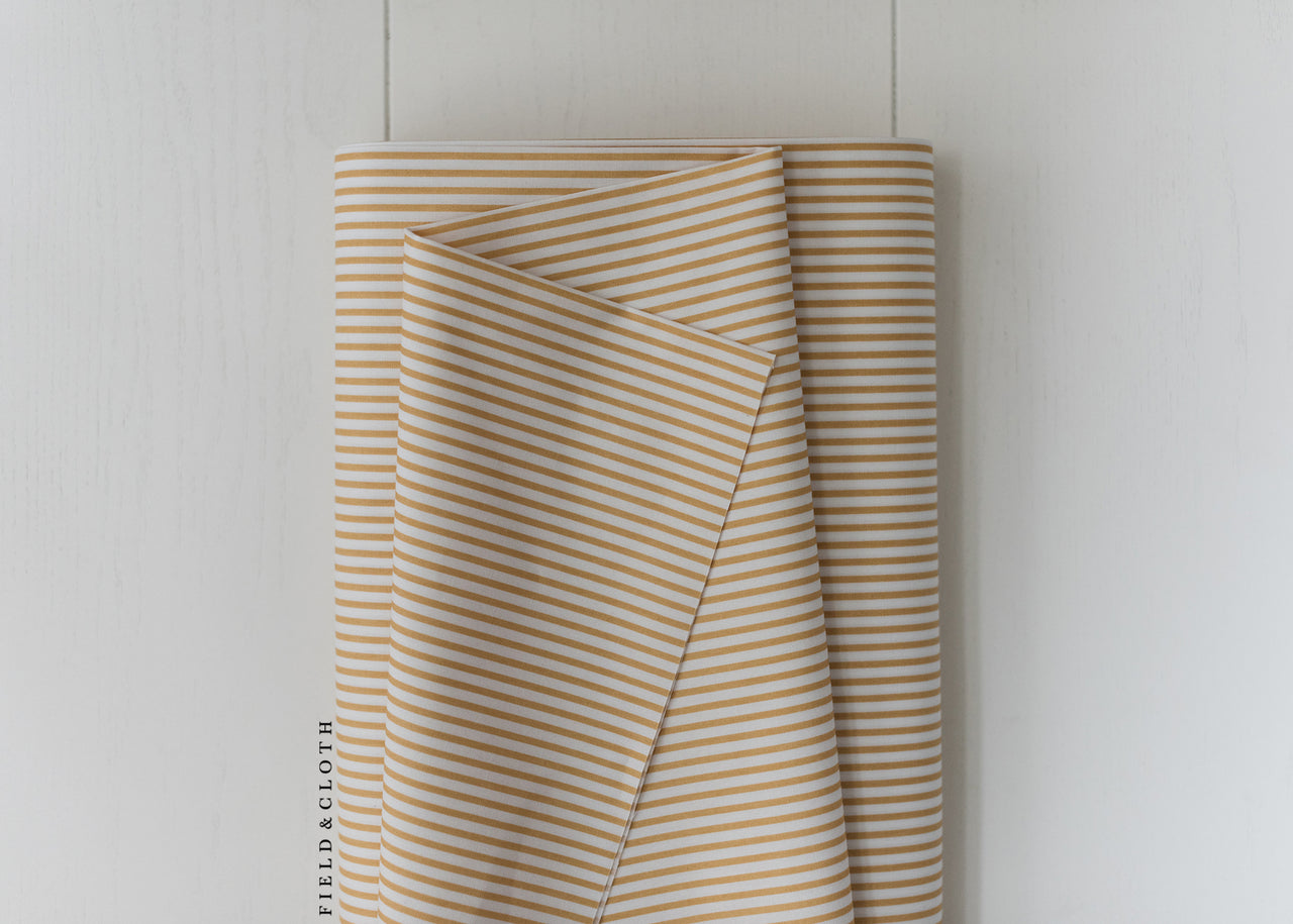 Sevenberry - Petite Basics - Stripes in Wheat