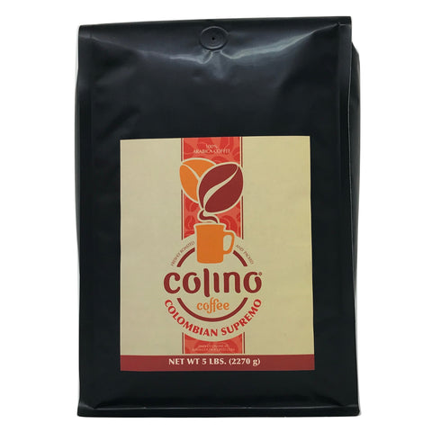 best colombian supremo coffee