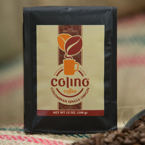 colombian single origin coffee
