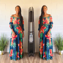 Jenny Maxi Dress