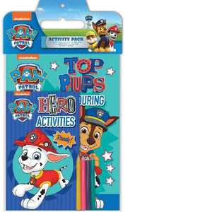 Paw Patrol Activity Pack  Blue