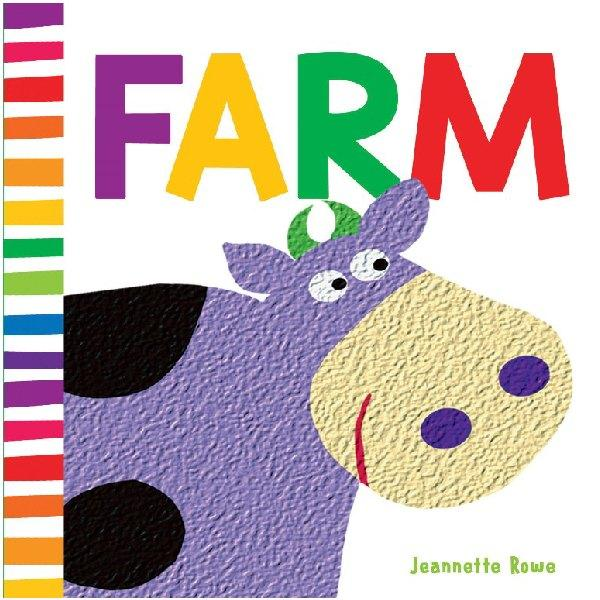 Farm Baby Board Book
