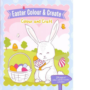 Easter Colour & Create