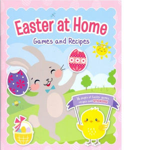 Easter at Home Games & Recipes