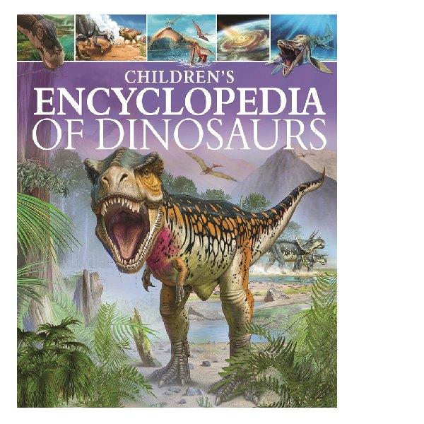 Childrens Encyclopedia of Dinosaurs