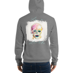 Love And Rx: Brahman Skull Life Is Love And Rx Unisex Pullover Hoodie - Deep Heather