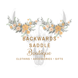 Backwards Saddle Boutique