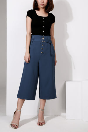 Button Pant 1960 - ample-couture