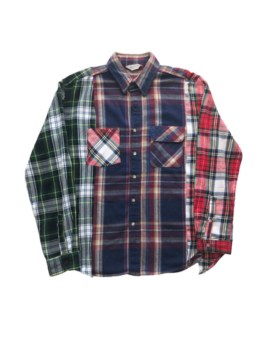 Three Cut Flannel