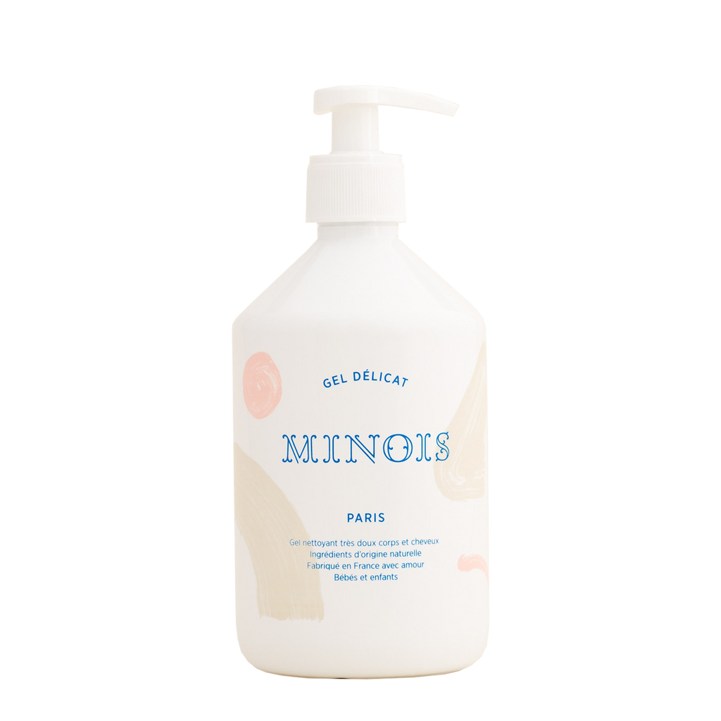 Minois Delicate Cleansing Gel For Body & Hair