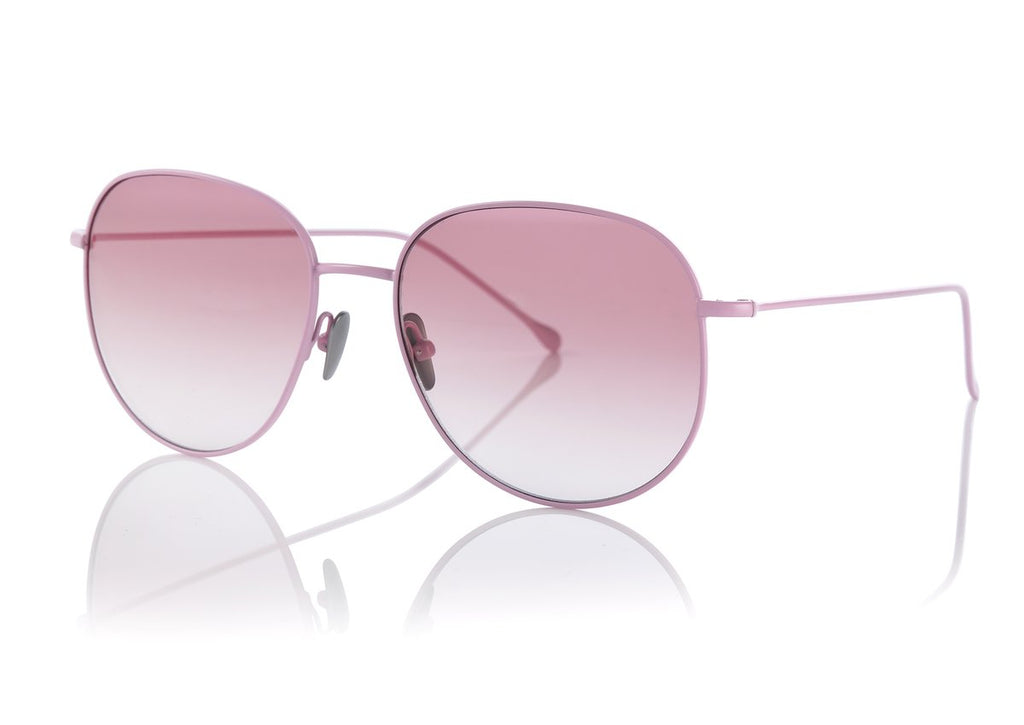 Prism London San Diego Pink Sunglasses