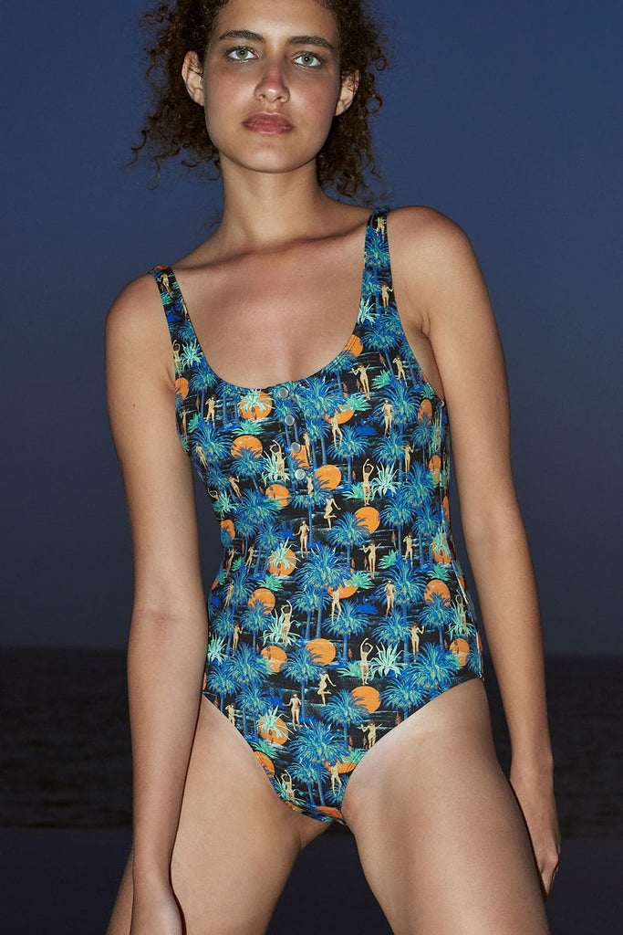 Albertine Oriana Swimsuit