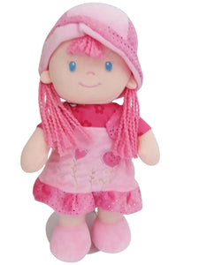 Girls first baby doll
