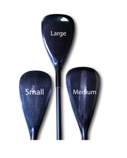 Paddle Premium Blade (replacement blade only) Large, Medium or Small