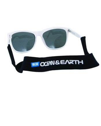 Ocean & Earth neoprene sunglass strap. FREE SHIPPING