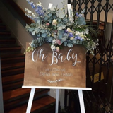 Maxi Oh Baby Welcome Sign