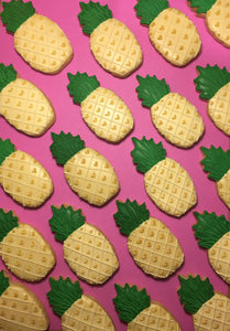 Pineapple Biscuits (6)