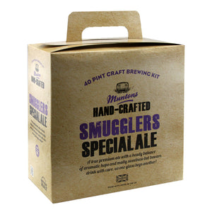 Muntons Hand Crafted Beer Kit - Smugglers Special Ale