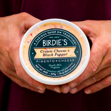 Load image into Gallery viewer, Cream Cheese + Black Pepper Pimento Cheese