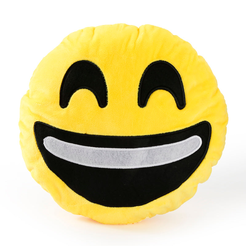 Emoji Cushion - Assorted