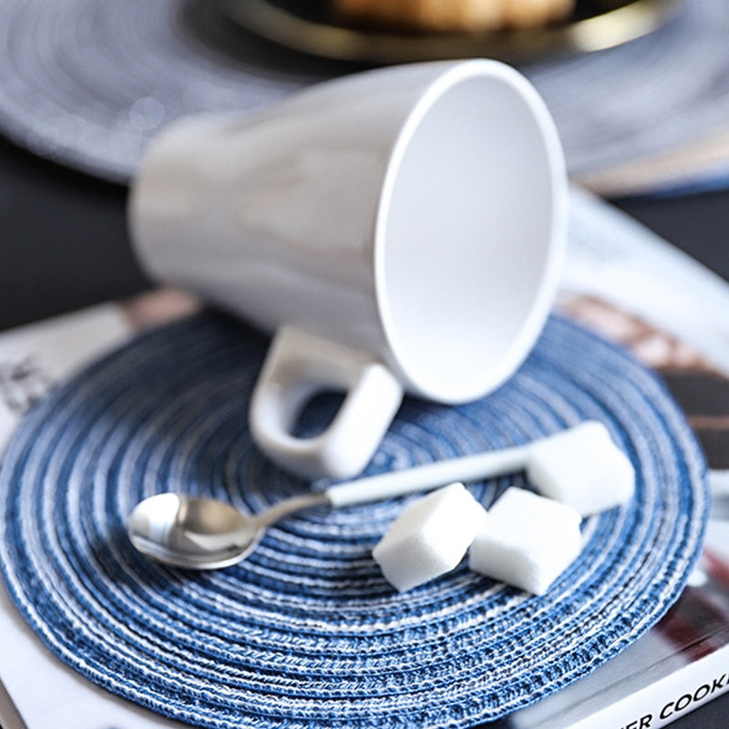 Nordic Round Placemat