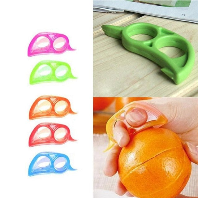 Mini Plastic Fruit Peeler