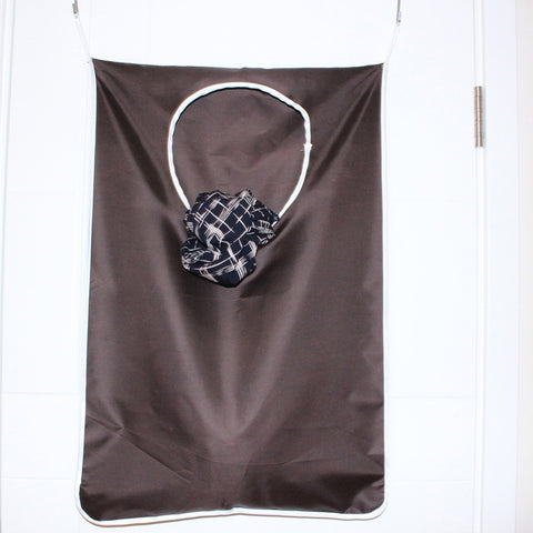 Hanging Laundry Hamper with Hooks