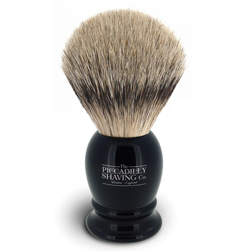 The Piccadilly Shaving Co., Black Super Badger Shaving Brush